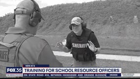 Training for school resource officers