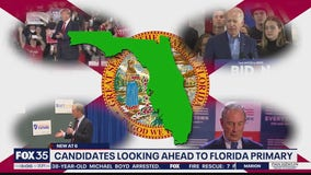 Democratic presidential candidates open offices in Florida