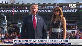 Postponed Daytona 500 to kick back off on Monday afternoon
