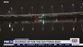Gearing up for the Daytona 500
