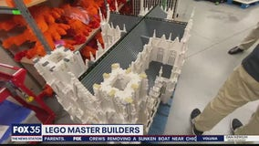 Local LEGO experts show what it takes to be a master builder