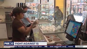 The Fight Against 15: Opponents of $15 minimum wage increase