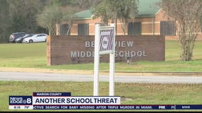 Another school threat received at Marion County school