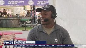 Daytona 500: Jesse Iwuji
