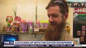 Meet the gator whisperer 'Alligator Robb'