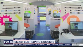 Smart Bus helping students