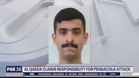 Terror group in Yemen claims deadly Florida naval base shooting