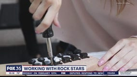 Program trains you to be professional roadie for a rock star