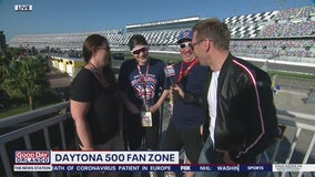 David Does It: Daytona 500 Fan Zone