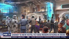 Disney's Star Wars: Galactic Starcruiser hotel to take reservations in 2020