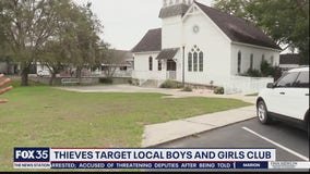 Thieves target Boys & Girls Club in Marion County