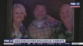 Man discovers biological parents through DNA kit