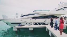 Road to Miami: Mega-Yacht Tour