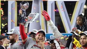 'I'm going to Disney World': Super Bowl LIV MVP Patrick Mahomes at Magic Kingdom on Monday