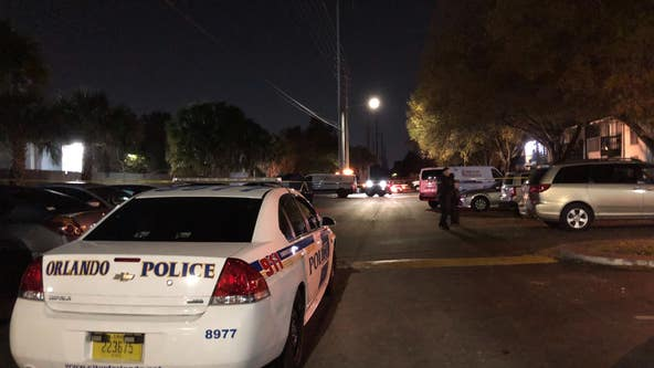 Shooting death at Orlando apartment complex may have been 'self-inflicted', police say
