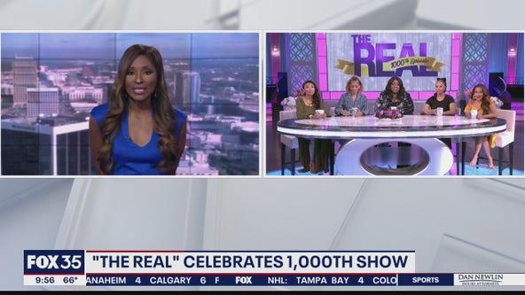 The Real celebrates 1,000 episodes