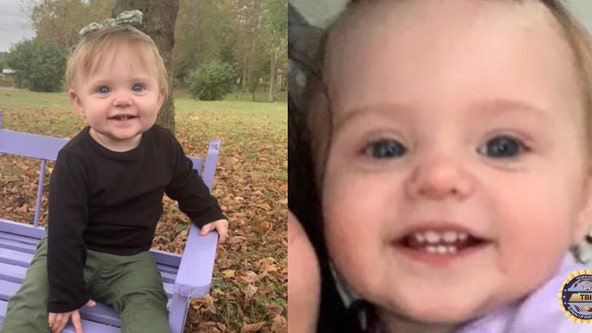Report: Two people arrested driving stolen car connected to missing 15-month-old Tennessee toddler