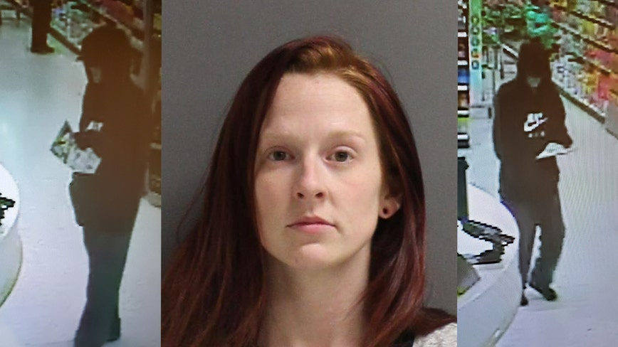 Deputies: Woman accused of robbing Ormond Beach Publix after rent dispute with landlord