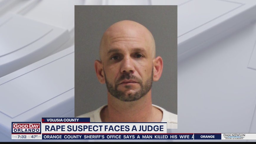 Judge orders Ormond Beach man suspected of drugging woman, raping her to stay behind bars