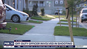 Off-duty Orlando police officer involved in shooting