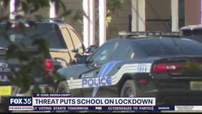 Threat puts Osceola County school on lockdown