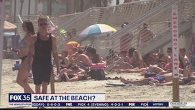 Beach could see spike in visitors