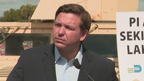 Governor DeSantis gives a coronavirus update