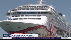 Norwegian Cruise Lines suspend sailings through April 11