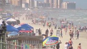 New Smyrna beaches fill to capacity despite warning amid coronavirus outbreak