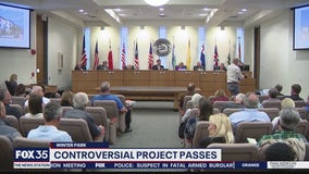 Controversial zoning plan approved by Winter Park