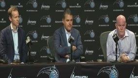 Orlando Magic gives update after NBA season is suspended because coronavirus