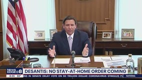 Democrats, DeSantis square off on 'shelter in place'