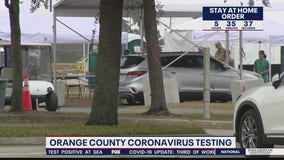 Orange County continues testing for COVID-19