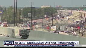 At least $1 billion needed for Beyond I-4 Ultimate Project
