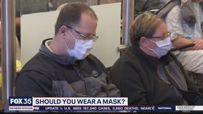 Health officials reevaluating effectiveness of masks
