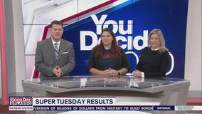 FOX 35 Political Analysts Discuss Super Tuesday