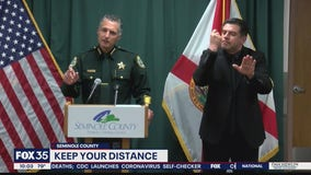 Seminole County to enact social distance order