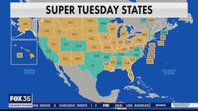 Democrats gear up for Super Tuesday