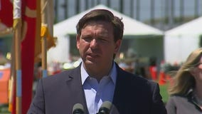 Governor Ron DeSantis gives a coronavirus update