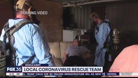 Marion County Fire Rescue creates COVID-19 response teams