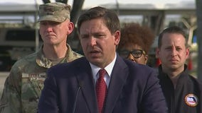 Governor DeSantis gives an update on coronavirus
