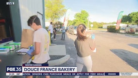 David Does It: Douce France Bakery