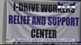 Orlando hit hard by coronavirus layoffs