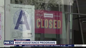 Rent assistance program offered in Orange County