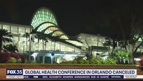 Global Health Conference canceled due to coronavirus concerns