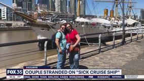 Winter Springs couple stuck on cruise