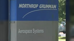 Northrop Grumman employee tests positive for coronavirus, corporation confirms