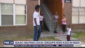 Magic's Isaac partners with non-profit Project Life to feed youth