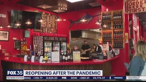 Businesses are prepping for reopening with new procedures, practices