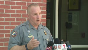 Daytona Beach Police give a coronavirus update